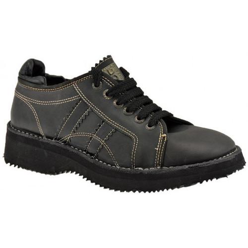 Παπούτσια Άνδρας Ψηλά Sneakers Docks  Black