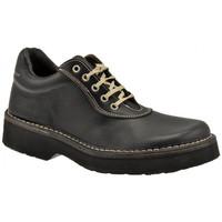 Παπούτσια Άνδρας Derby Docks  Black