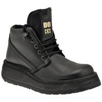 Παπούτσια Άνδρας Μπότες Docks  Black