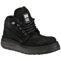 Παπούτσια Γυναίκα Ψηλά Sneakers Docks  Black