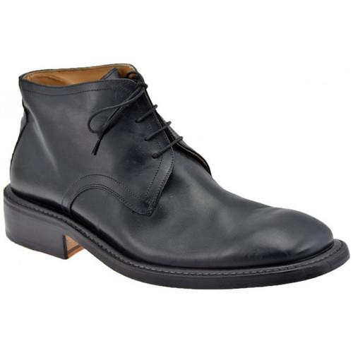 Παπούτσια Άνδρας Richelieu Lancio  Black
