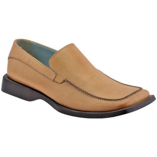 Παπούτσια Άνδρας Μοκασσίνια Lancio  Beige