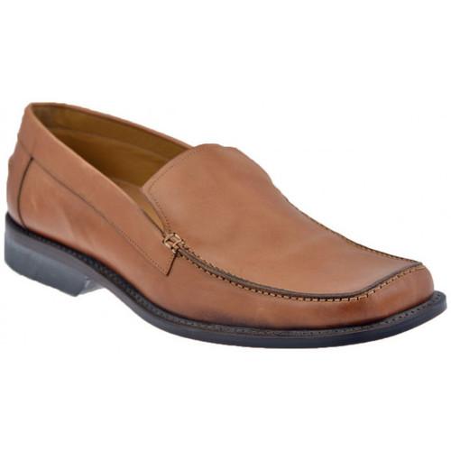 Παπούτσια Άνδρας Μοκασσίνια Lancio  Brown