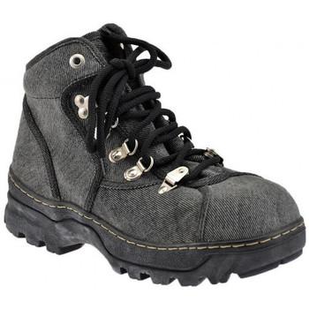 Παπούτσια Άνδρας Πεζοπορίας Lumberjack  Black