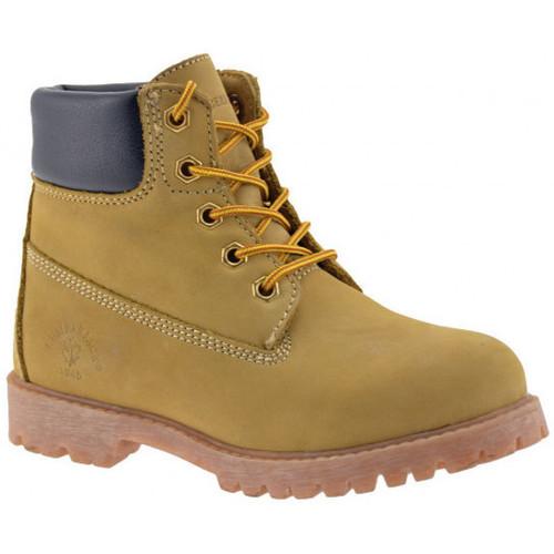 Παπούτσια Κορίτσι Μπότες Lumberjack  Yellow
