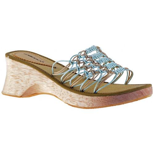 Παπούτσια Γυναίκα Τσόκαρα Lumberjack  Beige