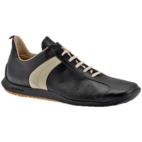 Παπούτσια Άνδρας Ψηλά Sneakers Docksteps  Black