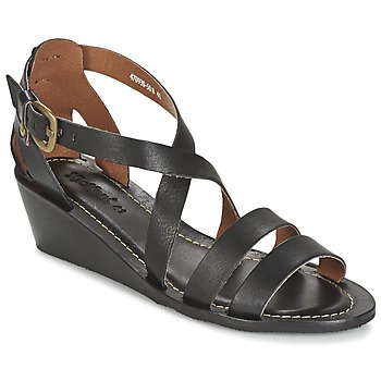 Παπούτσια Γυναίκα Σανδάλια / Πέδιλα Kickers FANTASIA Black
