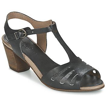 Παπούτσια Γυναίκα Σανδάλια / Πέδιλα Kickers SEATTLE Black