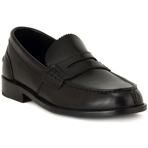 Παπούτσια Άνδρας Μοκασσίνια Clarks BEARY LOAFER BLACK Multicolore