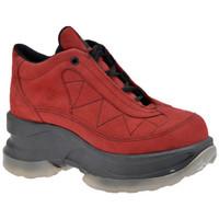 Παπούτσια Γυναίκα Ψηλά Sneakers Cult  Brown