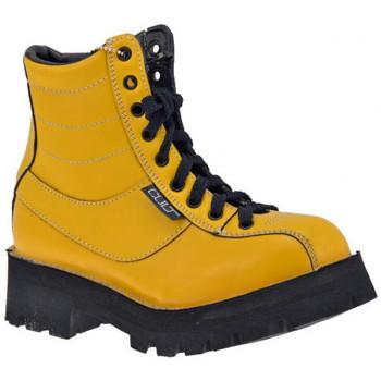 Παπούτσια Γυναίκα Μπότες Cult  Yellow
