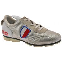 Παπούτσια Άνδρας Ψηλά Sneakers Cult  Silver