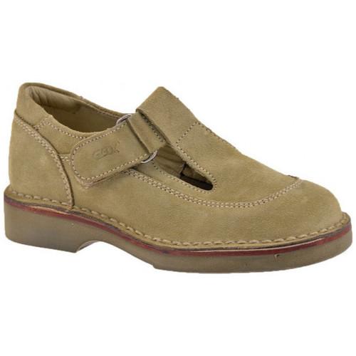 Παπούτσια Παιδί Μοκασσίνια Geox  Beige