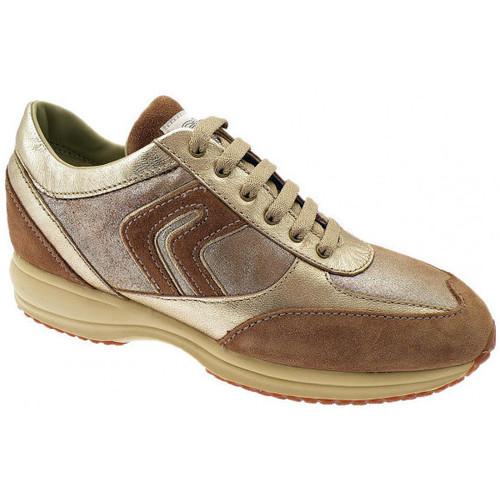 Παπούτσια Παιδί Ψηλά Sneakers Geox  Silver