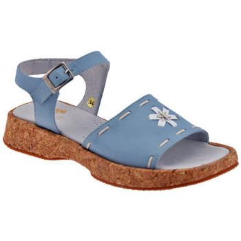 Παπούτσια Παιδί Σανδάλια / Πέδιλα Chicco  Μπλέ