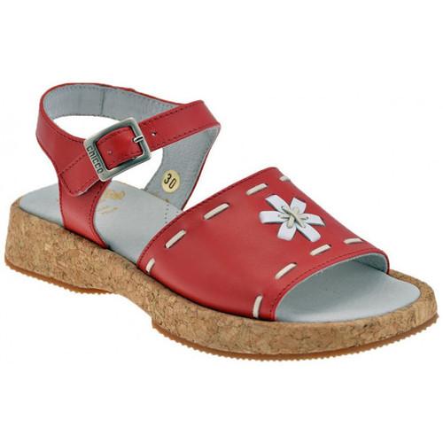 Παπούτσια Παιδί Σανδάλια / Πέδιλα Chicco  Red
