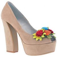 Παπούτσια Γυναίκα Γόβες Osey  Beige