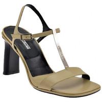 Παπούτσια Γυναίκα Σανδάλια / Πέδιλα Enrico Del Gatto  Beige