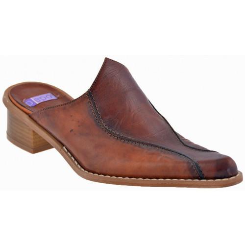 Παπούτσια Γυναίκα Σαμπό Pepol  Beige