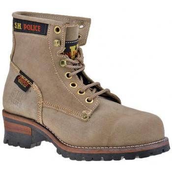 Παπούτσια Άνδρας Μπότες Stone Haven  Grey