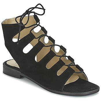 Παπούτσια Γυναίκα Σανδάλια / Πέδιλα Betty London EBITUNE Black