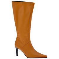 Παπούτσια Γυναίκα Μποτίνια Fornarina  Beige