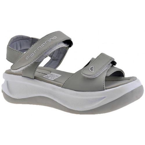 Παπούτσια Παιδί Σανδάλια / Πέδιλα Fornarina  Grey