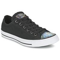 Παπούτσια Γυναίκα Χαμηλά Sneakers Converse ALL STAR OIL SLICK TOE CAP OX Black