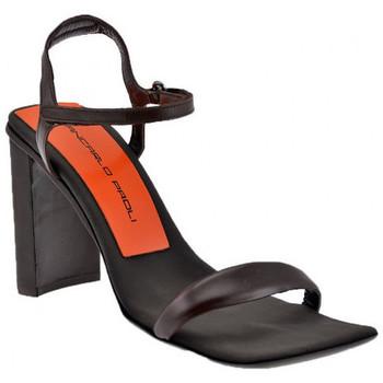 Παπούτσια Γυναίκα Σανδάλια / Πέδιλα Giancarlo Paoli  Brown