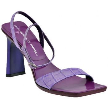 Παπούτσια Γυναίκα Σανδάλια / Πέδιλα Giancarlo Paoli  Violet