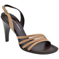 Παπούτσια Γυναίκα Σανδάλια / Πέδιλα Giancarlo Paoli  Beige