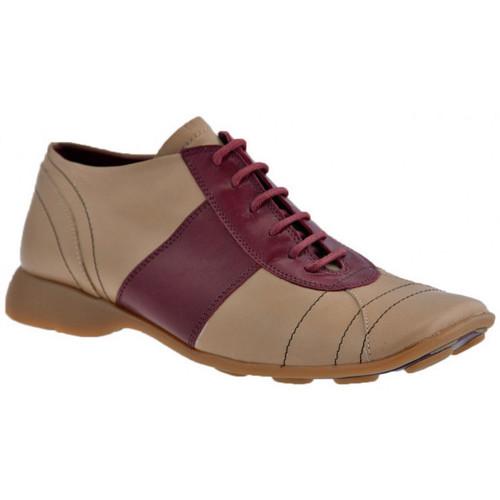 Παπούτσια Γυναίκα Ψηλά Sneakers Giancarlo Paoli  Beige