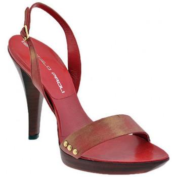 Παπούτσια Γυναίκα Σανδάλια / Πέδιλα Giancarlo Paoli  Red
