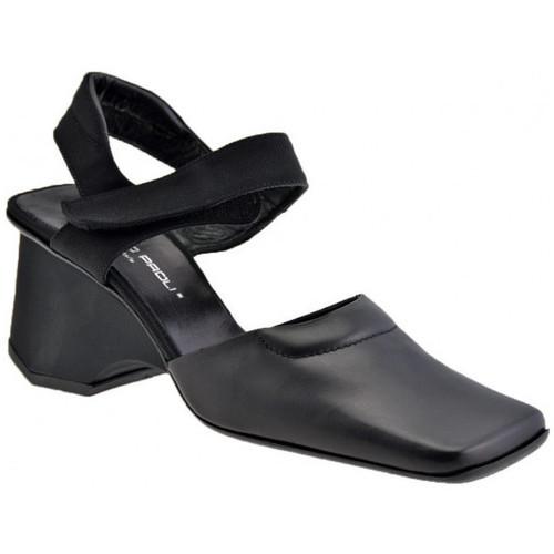 Παπούτσια Γυναίκα Σανδάλια / Πέδιλα Giancarlo Paoli  Black
