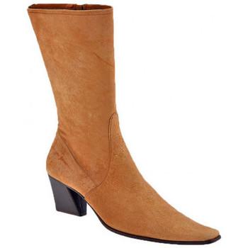 Παπούτσια Γυναίκα Μποτίνια Giancarlo Paoli  Brown
