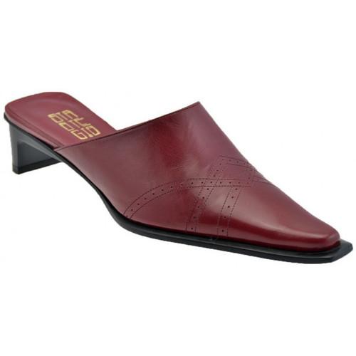 Παπούτσια Γυναίκα Σαμπό Strategia  Red