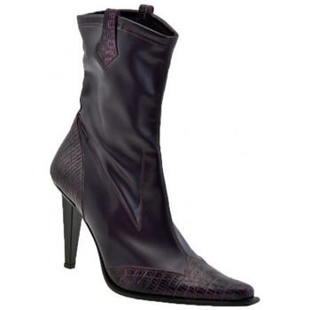 Παπούτσια Γυναίκα Μποτίνια Strategia  Violet