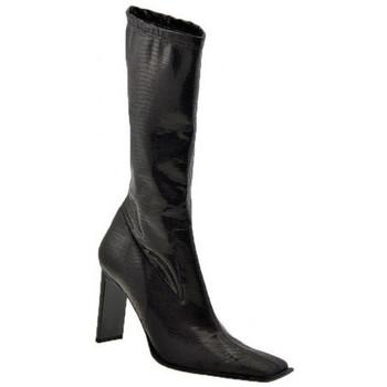 Παπούτσια Γυναίκα Μπότες για την πόλη Strategia  Black