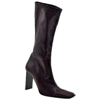 Παπούτσια Γυναίκα Μπότες για την πόλη Strategia  Violet