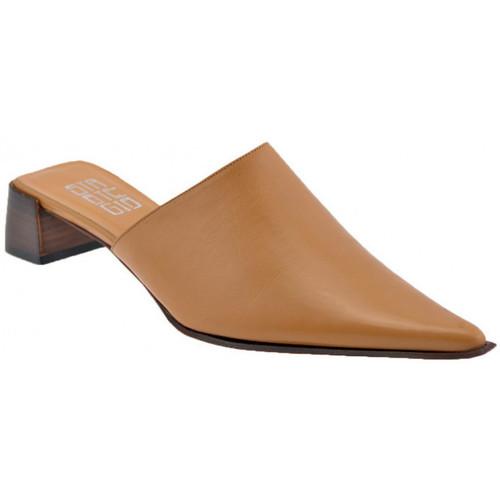 Παπούτσια Γυναίκα Σαμπό Strategia  Brown