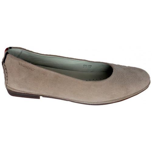 Παπούτσια Γυναίκα Μπαλαρίνες Stonefly  Beige