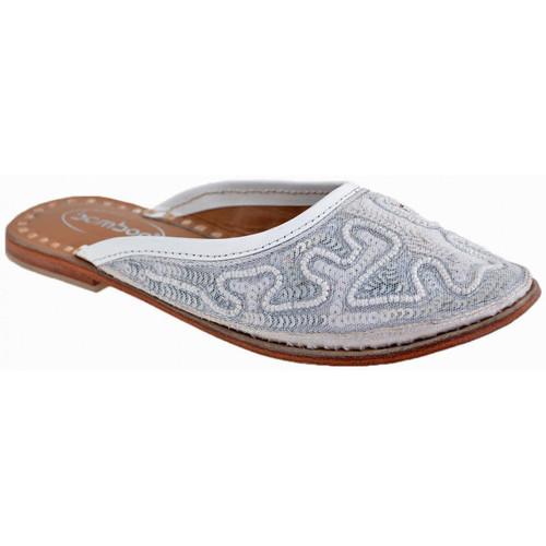 Παπούτσια Παιδί Σαμπό Bamboo  Άσπρο