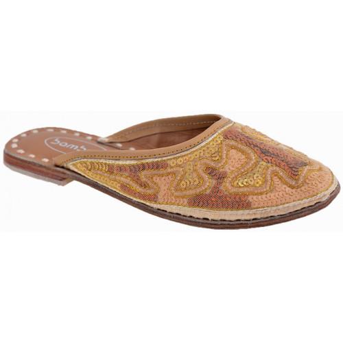 Παπούτσια Παιδί Σαμπό Bamboo  Gold