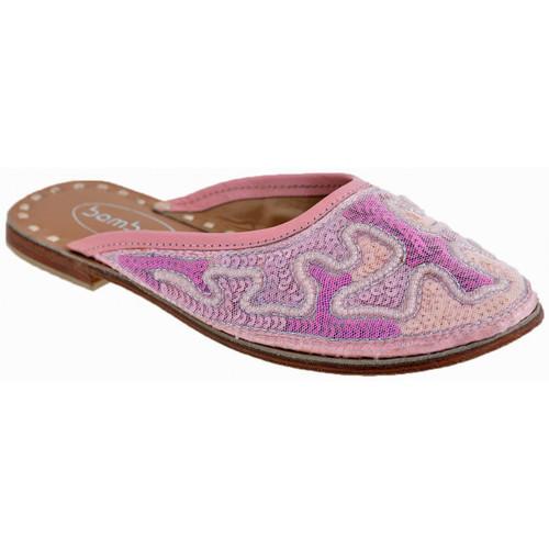 Παπούτσια Παιδί Σαμπό Bamboo  Ροζ