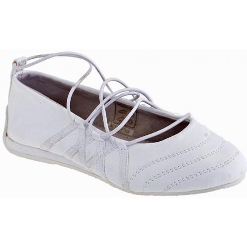 Παπούτσια Παιδί Μπαλαρίνες Bamboo  Άσπρο