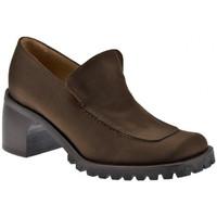 Παπούτσια Γυναίκα Μοκασσίνια Now  Brown