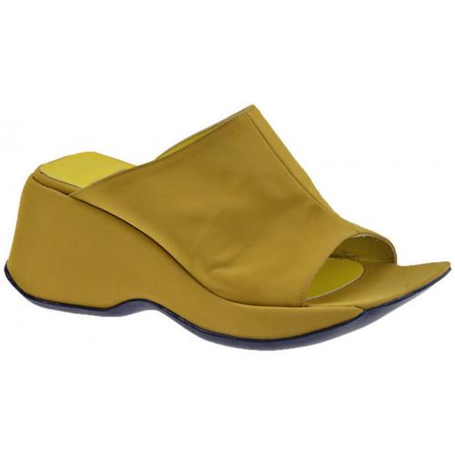 Παπούτσια Γυναίκα Σαμπό Now  Brown
