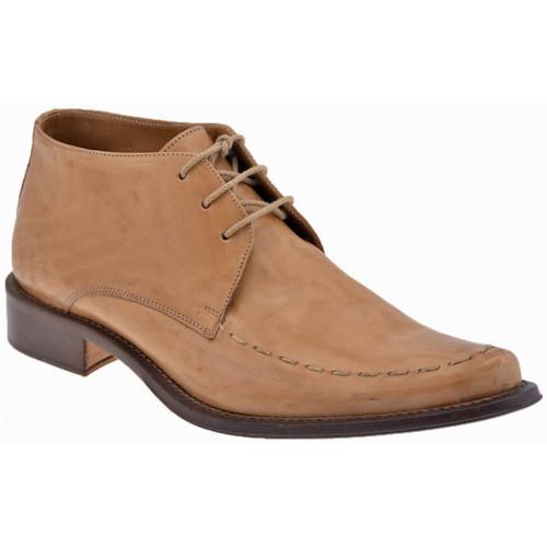 Παπούτσια Άνδρας Μπότες Nicola Barbato  Grey