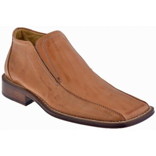 Παπούτσια Άνδρας Μοκασσίνια Nicola Barbato  Grey
